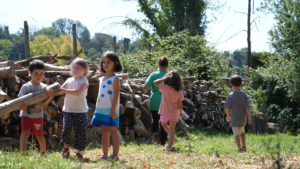 asilo nel bosco roma nord
